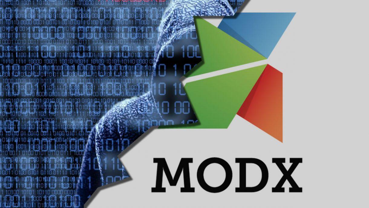 ModX Revolution - заражение вирусами, взлом, лечение